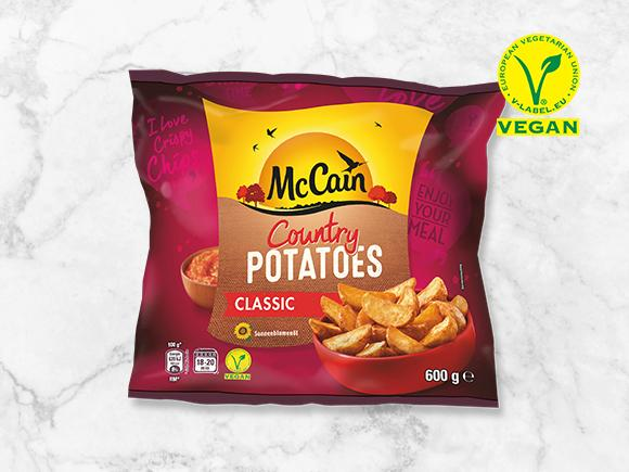 Country Potatoes Classic 600g